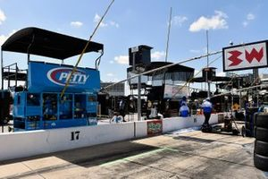 Boxenplatz: Darrell Wallace Jr., Richard Petty Motorsports