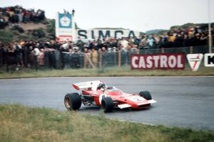 Jacky Ickx, Ferrari 312B2, GP d'Olanda del 1971