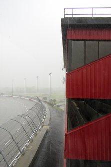 Lluvia sobre Darlington