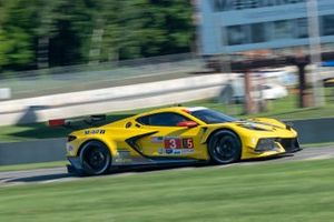 #3 Corvette Racing Corvette C8.R: Antonio Garcia, Jordan Taylor
