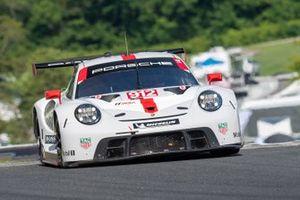 #912 Porsche GT Team Porsche 911 RSR: Earl Bamber, Laurens Vanthoor