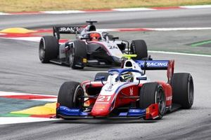 Robert Shwartzman, Prema Racing and Nikita Mazepin, HITECH GRAND PRIX