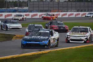 Ryan Sieg, RSS Racing, Chevrolet Camaro CMRRoofing.com, Bayley Currey, Mike Harmon Racing, Chevrolet Camaro