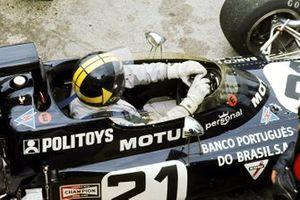 Carlos Pace, Team Williams Politoys