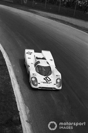 Vic Elford, Kurt Ahrens, Jr., Porsche 917K