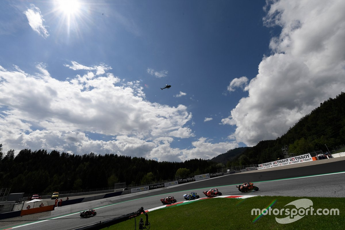 Pol Espargaro, Red Bull KTM Factory Racing, Jack Miller, Pramac Racing, Joan Mir, Team Suzuki MotoGP, Andrea Dovizioso, Ducati Team
