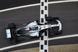 Валттери Боттас, Mercedes F1 W09