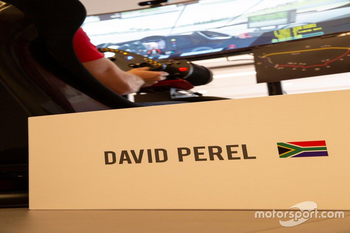 David Perel, AF Corse Ferrari