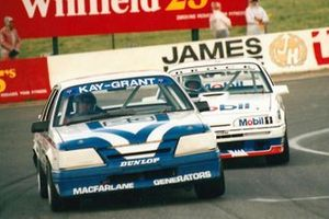 Group A Commodore VK, formerly raced by Gerald Kay