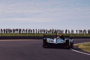 #20 Team Redline Oreca 07 LMP2: Max Verstappen, Lando Norris, Atze Kerkhof, Greger Huttu