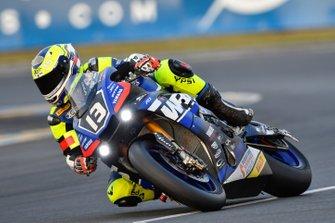 #13 Yamaha: Sheridan Morais, Daniel Webb, Matthieu Lagrive, Michael Laverty