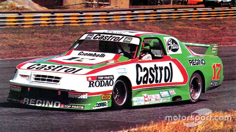 1992 - Ingo Hoffmann (6) e Ângelo Giombelli (2) - Chevrolet Opala