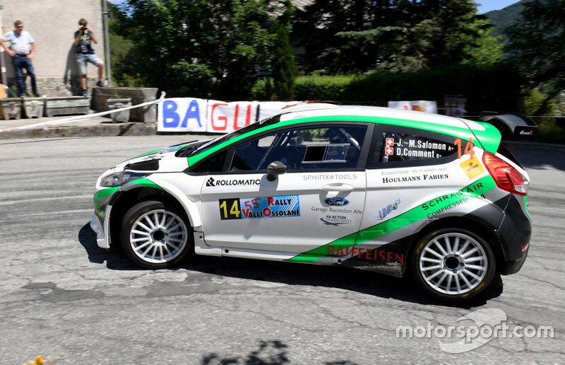 Salomon Jean-Marc, Comment David, Ford Fiesta, Ecurie des Ordons