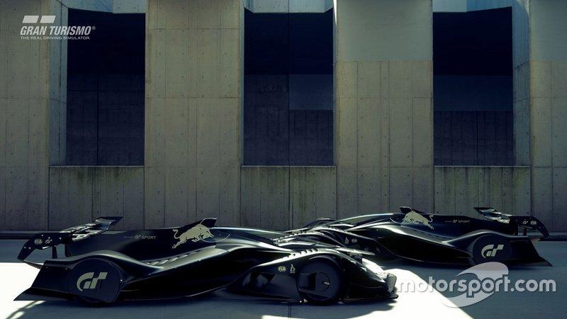 Red Bull X2019 en 'Gran Turismo Sport'