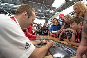 #14 Audi Sport Team Car Collection Audi R8 LMS: Christopher Haase