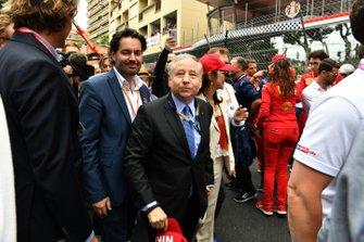 Jean Todt, President, FIA