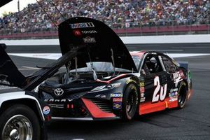 Erik Jones, Joe Gibbs Racing, Toyota Camry Reser's Main St Bistro