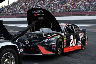 Erik Jones, Joe Gibbs Racing, Toyota Camry Reser's Main St Bistro