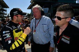 Sebastien Bourdais, Dale Coyne Racing with Vasser-Sullivan Honda, Dale Coyne, James