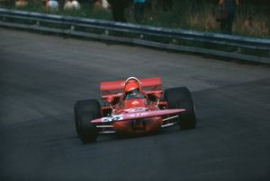 Niki Lauda, March 711-Ford