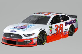 DW Throwback 2019 Front Row Motorsports