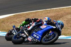 Marco Melandri, GRT Yamaha WorldSBK, Toprak Razgatlioglu, Turkish Puccetti Racing