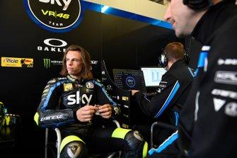 Nicolo Bulega, Sky Racing Team VR46, French Moto2 2019