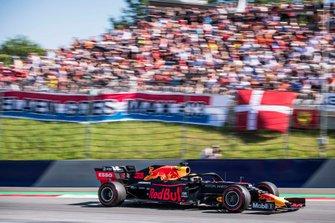 Ganador Max Verstappen, Red Bull Racing RB15