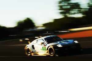 #91 Porsche GT Team Porsche 911 RSR: Richard Lietz, Gianmaria Bruni, Frédéric Makowiecki