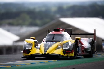 #20 High Class Racing, Oreca 07-Gibson: Anders Fjordbach, Dennis Andersen, Mathias Beche