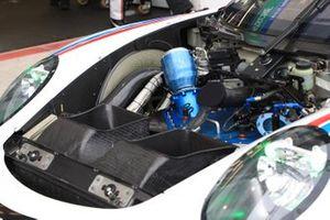 #93 Porsche GT Team Porsche 911 RSR, detail