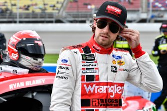 Ryan Blaney, Team Penske, Ford Mustang Menards/Wrangler Riggs