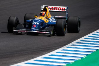 Karun Chandhok, Williams 1992 FW14B
