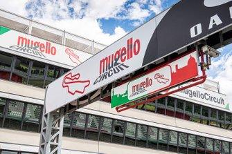 Mugello circuit overview