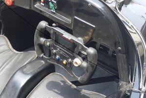 Detalle del coche de la X1 Racing League