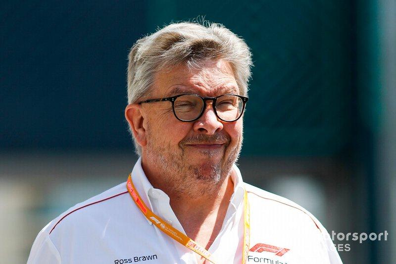 Ross Brawn, Managing Director del Motorsport, FOM