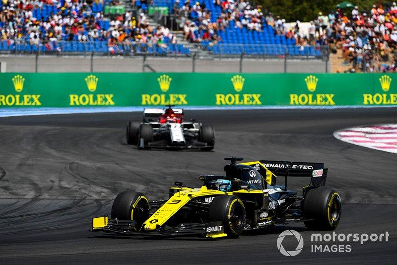 Daniel Ricciardo - 7 puntos de penalización