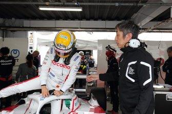 Наоки Ямамото, DoCoMo Team Dandelion Racing, директор команды Мураока Киоши