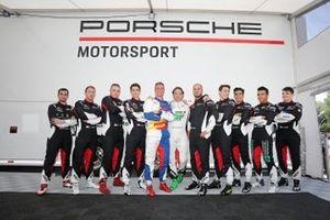 I piloti della Carrera Cup Italia