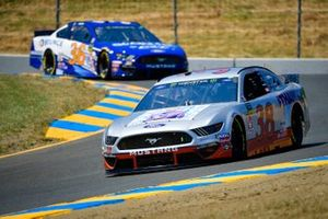 David Ragan, Front Row Motorsports, Ford Mustang #ThanksDW, Matt Tifft, Front Row Motorsports, Ford Mustang Acquire Investments