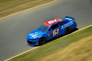 J.J. Yeley, Petty Ware Racing, Ford Mustang JACOB COMPANIES/STEAKHOUSE ELITE