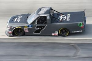 Korbin Forrister, All Out Motorsports Toyota Tundra All Out