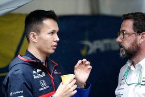 Alex Albon, Toro Rosso, 2018 Formula 2 runner up