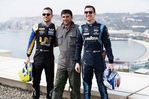 Luca Ghiotto, UNI VIRTUOSI and Nicholas Latifi, DAMS