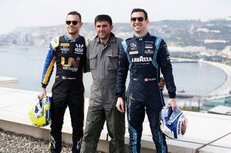 Luca Ghiotto, UNI VIRTUOSI e Nicholas Latifi, DAMS