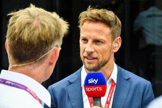 Jenson Button, Sky Sports F1