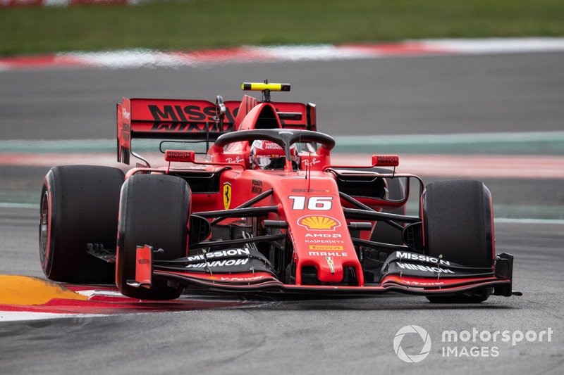 Charles Leclerc - Ferrari: 7 puan