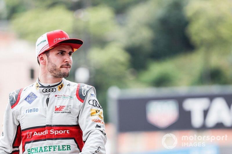 Daniel Abt, sigue con Audi Sport ABT Schaeffler