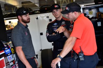 Anthony Alfredo, DGR-Crosley, Toyota Tundra STEELSMITH and David Gilliland