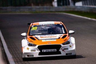 Lewis Kent, Essex & Kent Motorsport Hyundai i30 N TCR